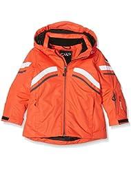 CMP – Chaqueta de esquí para niña, otoño/invierno, niña, color coral, tamaño 128