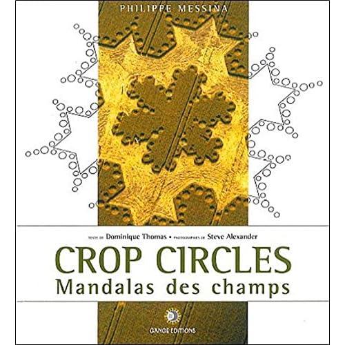 Crop circles. mandalas des champs