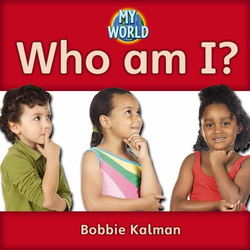 WHO AM I (My World, Level a)