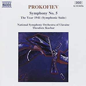 Prokofieff Sinfonie 5 und Suite 1941