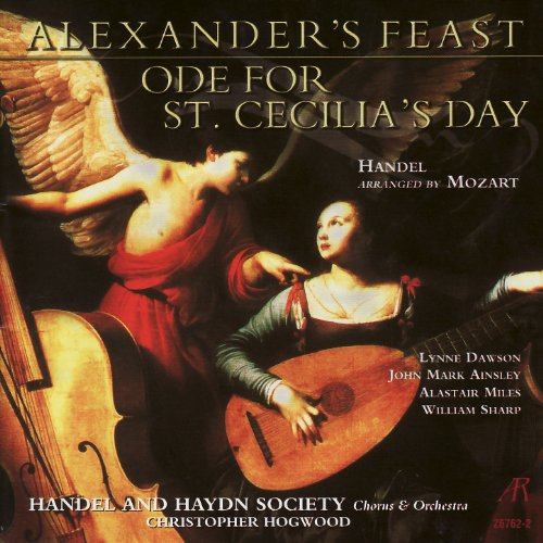 """Ode for St. Cecilia's Day: Part Two, """"Hark, hark! the horrid sound"""""""