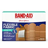 Best Band-Aid Adhesive Bandages - Band Aid Flexible Fabric Adhesive Bandages 3/4 Inch Review