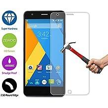 ZeWoo Protector de pantalla de vidrio templado para Elephone P7000 (5.5 pulgadas) ultra duro 9H *2.5D con un espesor de 0,33 mm
