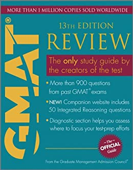 The Official Guide for GMAT Review von [She, Ben]