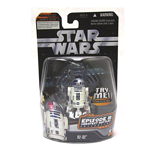 Hasbro Star Wars R2-D2 Greatest Hits - Sounds