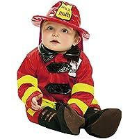 My Other Me Me - Disfraz de bebé bombero, 1-2 años (Viving Costumes 203290)