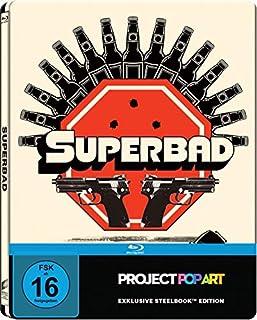 Superbad - SteelBook PopArt [Blu-ray]