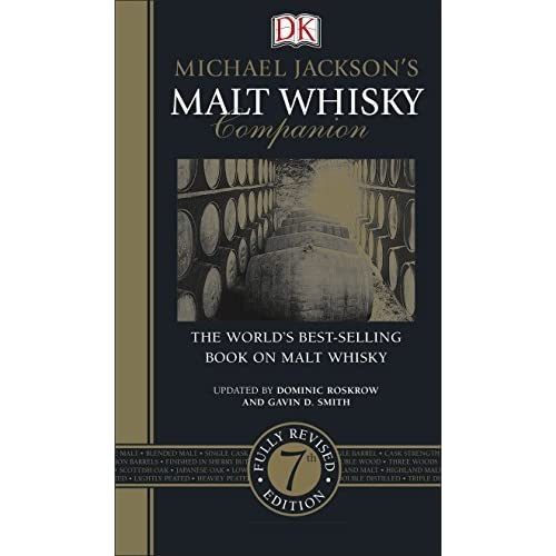 Malt Whisky Companion by MICHAEL JACKSON (1993-08-02)