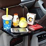 Auto-Lenkradstuhl Rückenlehne hängend klappbarer Esstisch, Arbeitstisch Computertisch Schreibtisch kleiner Esstisch mobiles Büro