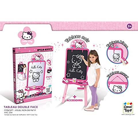 Ct - Hello Kitty - Ct04952 - Tableau - Cara Doble
