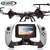 s-idee® 01608 Quadrocopter UDI U842-1 FPV