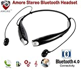 #6: Amore Sports Bluetooth Headset Headphones Compatible with Samsung, Motorola, Sony, Oneplus, HTC, Lenovo, Nokia, Asus, Lg,Oppo,Vivo, Coolpad, Xiaomi, Micromax and All Android Mobiles.