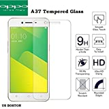 US Boston™ Tempered Glass Screen Protector For Oppo A37