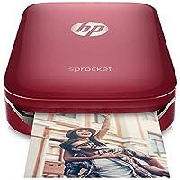 """'HP Sprocket Zink (Zero Ink) 313x 400dpi Drucker Foto–Drucker Foto (Zink (Zero Ink), 313x 400dpi, 40S, 2""""x 3(5x 7,6cm), 10Blatt, 75mm)"""