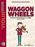 Waggon Wheels +CD et audio online --- Violon