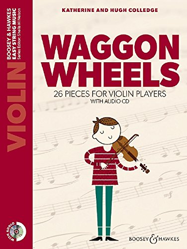 Waggon Wheels +CD et audio online --- Violon par Colledge Katherine
