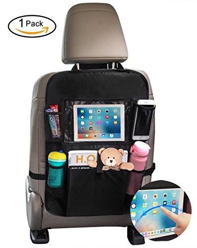 Auto Rückenlehnenschutz, Autositz Organizer Rücksitz Schutz mit Spielzeug/10