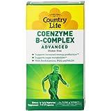 Country Life - Coenzyme B-Complex Advanced 120 Capsules Végétales