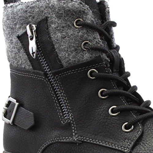 Tamaris Caricamento del Sistema Basso della Caviglia del Tallone Nel Nero per Le Donne da Nero