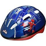 D'arpèje Spiderman - Set de 2 protecciones + casco, multicolor