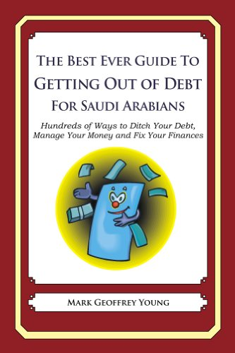 The Best Ever Guide to Getting Out of Debt for Saudi Arabians