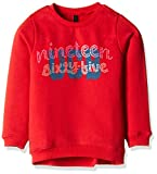 United Colors of Benetton Baby Girls' Knitwear (16A3BUYC12VYGK111Y_Red_1Y)