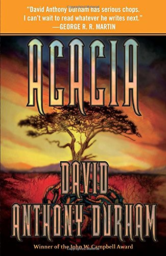 The War with the Mein (Acacia Trilogy)