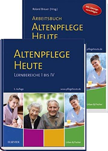 Altenpflege Heute Set mit Arbeitsbuch