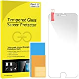 JETech 0810-SP-I6-5.5-GLASS - Protector de pantalla (Protector de pantalla, Teléfono móvil/smartphone, Apple, iPhone 6s Plus/6 Plus, Vidrio templado, Transparente)