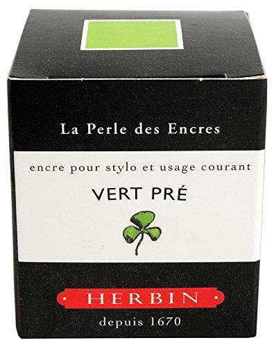 J.Herbin 13031T Tinte für Füller, 30 ml, grün