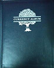 IHC Currency Note Album For Keeping 105 Notes