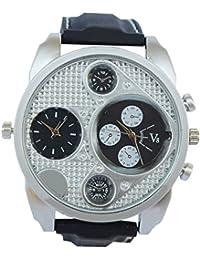 VITREND ™ V8 New Design Multi Dial Stylish Analog Watch - For Men