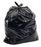 #4: Large size dustbin bags 24x30 (pack of 50 pieces approx) carry bags