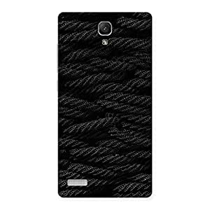 Enticing Rope Pattern Back Case Cover for Redmi Note