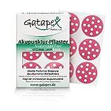 Exklusive Weltneuheit: Gatapex Akupunkturpflaster, Form: rund, klein, Pink