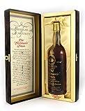 Tamnavulin Glenlivet Malt Whisky 1968 The Stilemans Dram in einer mit Seide ausgestatetten Geschenkbox. Da zu vier Wein Zubehör, Korkenzieher ,Giesser ,Kapselabschneider ,Weinthermometer .