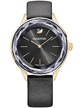 Swarovski Octea Nova Uhr, schwarz