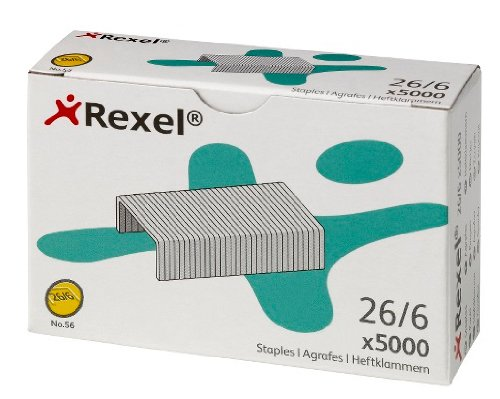 Rexel No.56 Staples - Pack of 5000 Test