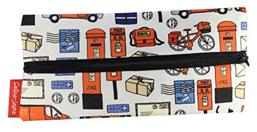 Selina-Jayne Postman Limitierte Auflage Designer Federmäppchen (Kinder-postfach)