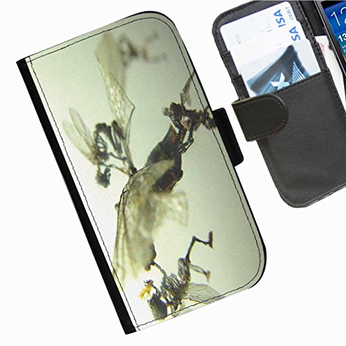Hairyworm- Feen Seiten Leder-Schützhülle für das Handy Iphone 3G, 3Gs Iphone 3g-skeleton