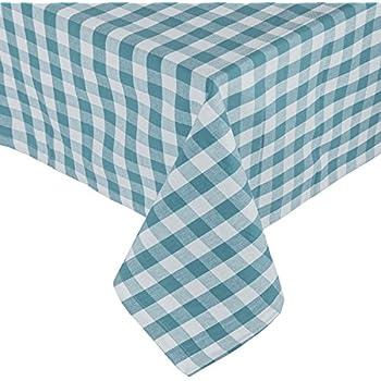 Homescapes Christmas Tablecloth Edward Tartan Check X Mas