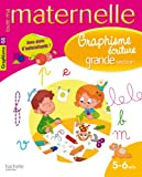 Toute ma maternelle - Cahier Graphisme GS