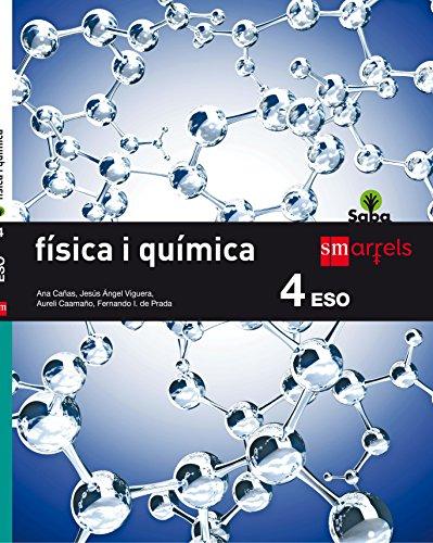 Física i química. 4 ESO. Saba - 9788467587425