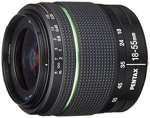 Pentax 18 - 55 mm / F 3,5 - 5,6