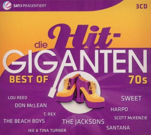 Die Hit Giganten-Best of 70'S 70