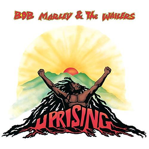 Uprising (Cd-musik-bob Marley)