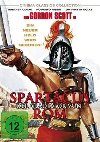 Spartacus - Der Gladiator Von Rom