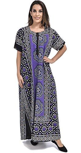 Nightingale Collection -  Vestito  - Donna Purple