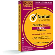 Norton Security Deluxe Sonderedition 2019 2+1 Geräte PC/Mac/Smartphone/Tablet Download