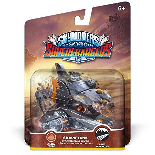 Skylanders SuperCharges - Figura Shark Tank (Vehicle)